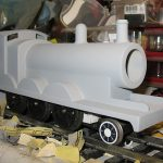 Gauge 1 James: Early Progress