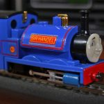Motorizing the Bandai TECS Sir Handel
